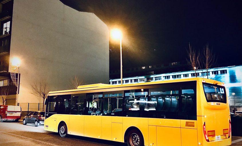 Bus nocturn andorra